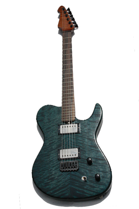 Die Lowe Guitars Model One